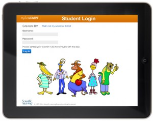 Fast Forword iPad